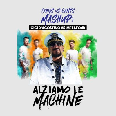 Dj Keys | Alziamo le Machine Bootleg